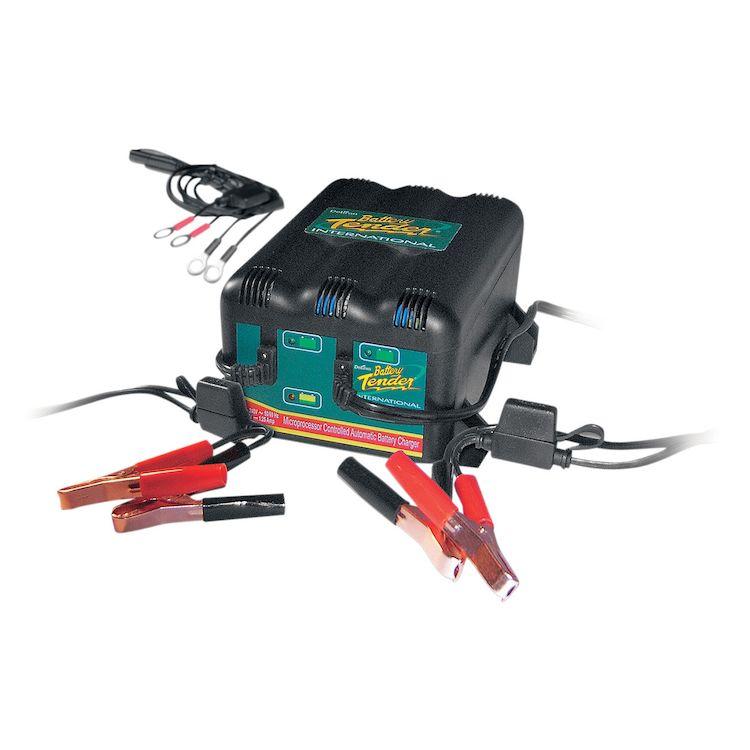 Battery Tender 2-Bank Battery Tender Charger
