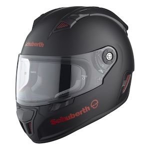 Schuberth SR1 Stealth Helmet (Size LG Only)