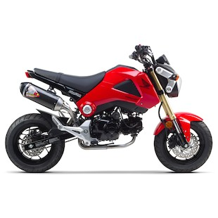 Two Brothers S1R Exhaust System Honda GROM 2014-2015