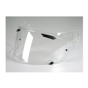 Arai SAI Max Vision Pinlock Ready Face Shield w/ Brow Vents