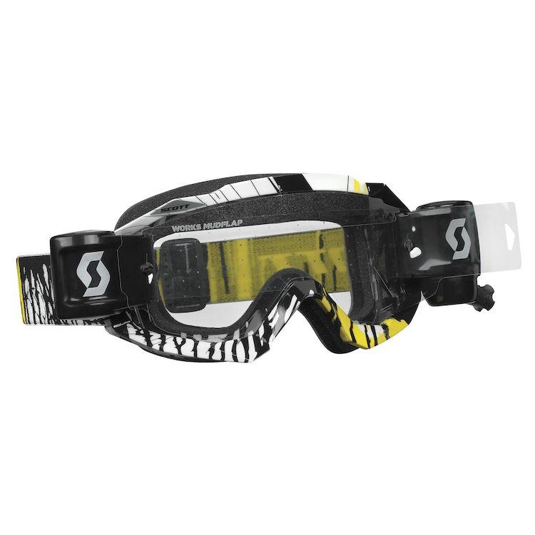 Oil Slick Yellow/Black