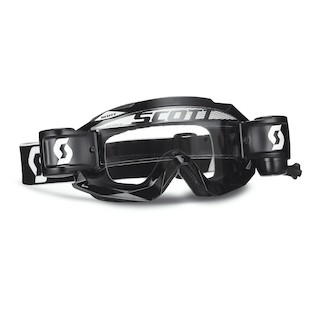 Scott Hustle Goggles with WORKS Film System