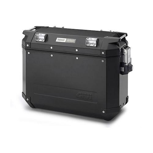 givi trekker outback 48 liter side cases revzilla. Black Bedroom Furniture Sets. Home Design Ideas