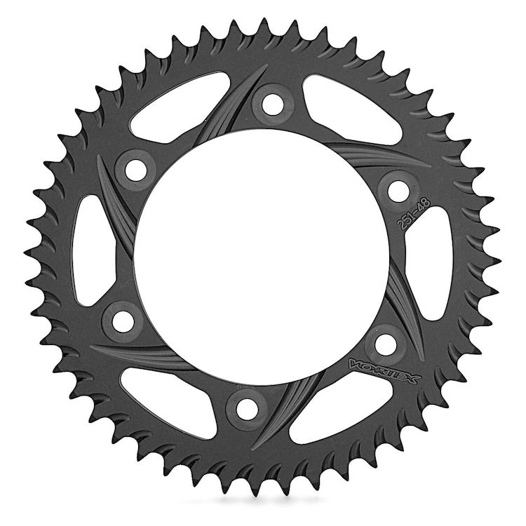 RV3 Black Chain/Black Aluminum Sprocket