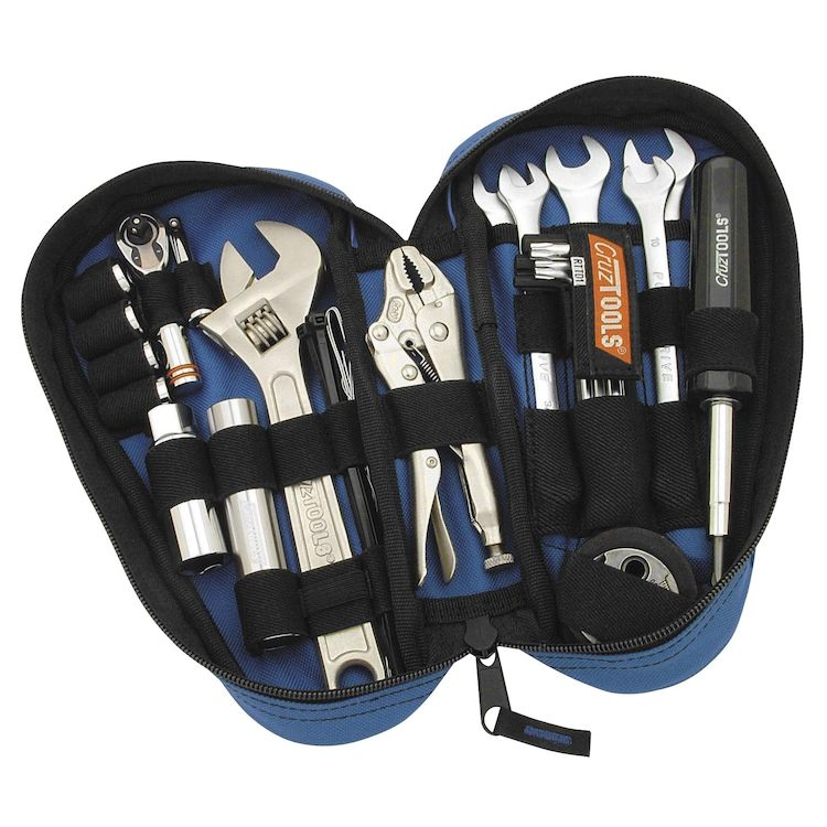 CruzTools RTTD1 Road Tech Teardrop Tool Kit