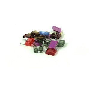 Denali PowerHub2 Mini ATM Fuse Assortment 15 Pack