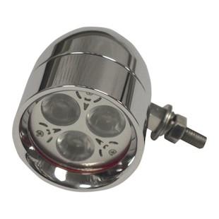 Cool Magic Billet Bullet LED Driving Lights