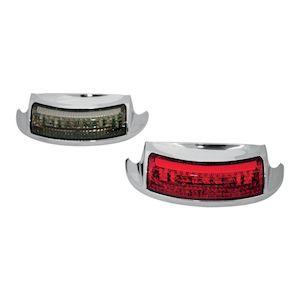 Custom Dynamics LED Rear Fender Tip Light For Harley 2009-2018
