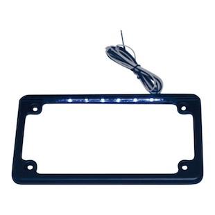 Custom Dynamics LED Flat License Plate Frame