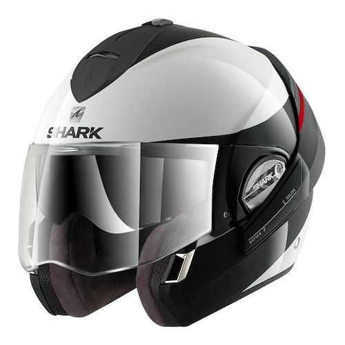 shark evoline 3 st hakka helmet revzilla. Black Bedroom Furniture Sets. Home Design Ideas