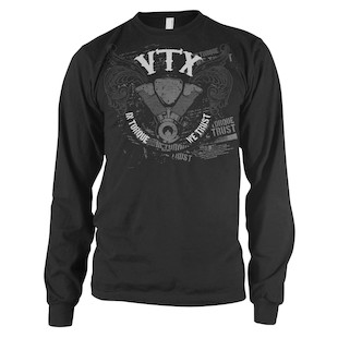 Honda Collection VTX L/S T-Shirt