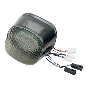 Custom Dynamics LED Integrated Taillight For Harley