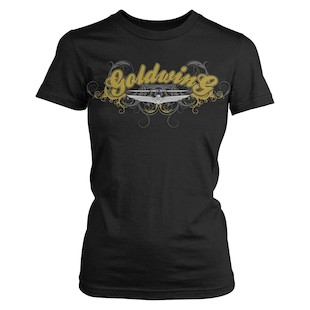 Honda Women's Goldwing Posh T-Shirt