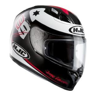 HJC FG-17 Lorenzo X-Fuera Helmet