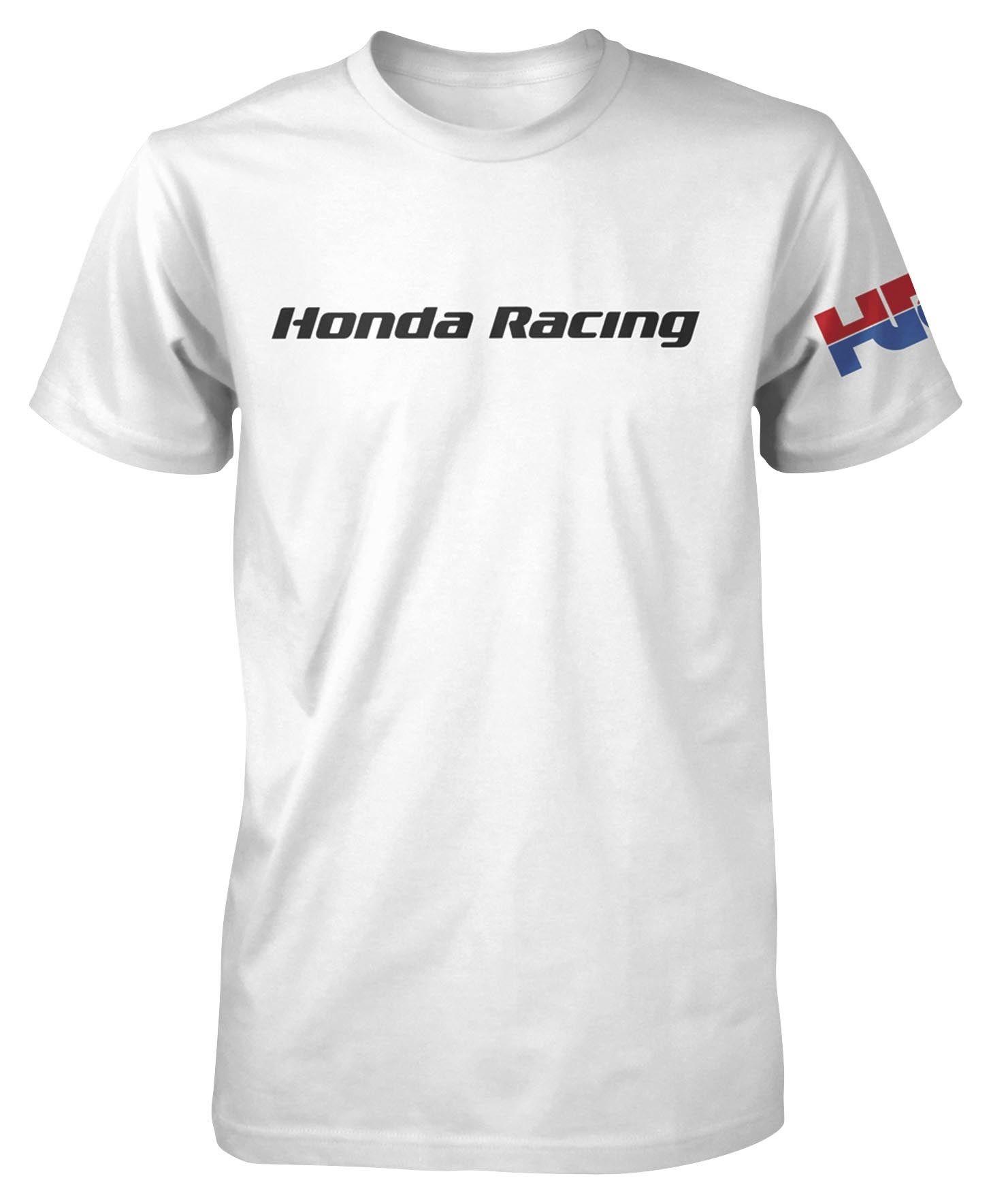 honda hrc racing t shirt 10 off revzilla. Black Bedroom Furniture Sets. Home Design Ideas