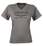 Honda Goldwing Touring Collection V-Neck Women's T-Shirt