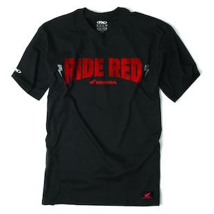 Factory Effex Honda Ride Red Bolt T-Shirt