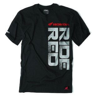 Factory Effex Honda Ride Red Vert T-Shirt