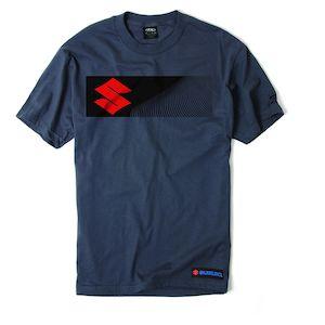 Factory Effex Suzuki 'S' Bar T-Shirt