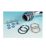 James Exhaust Port Gasket Kit For Harley 1984-2014