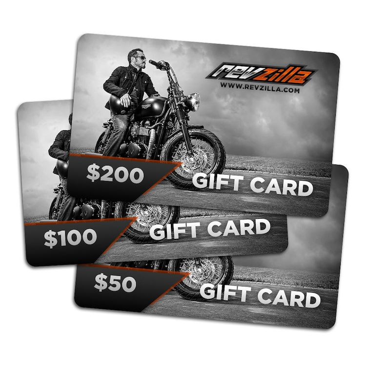 Gift Cards For Motorcycle Enthusiasts