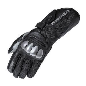 Held Desert II Moto Motorcycle Bike Leather Gloves Black
