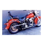 Cycle Shack Shotgun Drag Pipes For Harley Softail 1984-1999