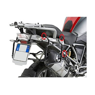 Givi PLR5108 Sidecase Rack BMW R1200GS 2013