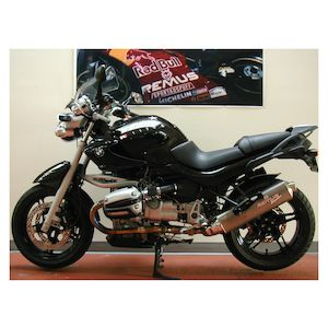 Remus Revolution Slip-On Exhaust BMW R1150R / GS / Adventure 1999-2005