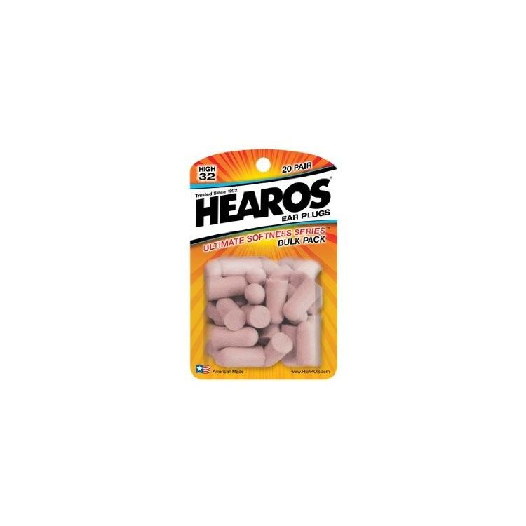 Hearos Ultimate Softness Series Ear Plugs