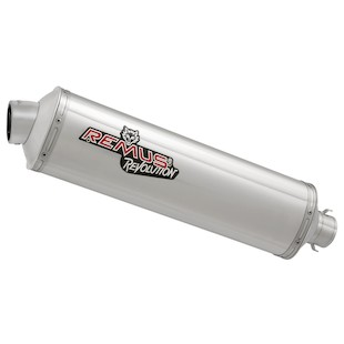 Remus Revolution Slip-On Exhaust
