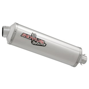 Remus Revolution Slip-On Exhaust BMW R1200 RT/ST