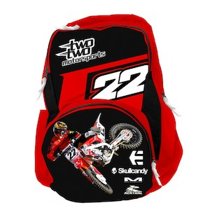 Smooth Industries Chad Reed Two Two Motorsports Backpack