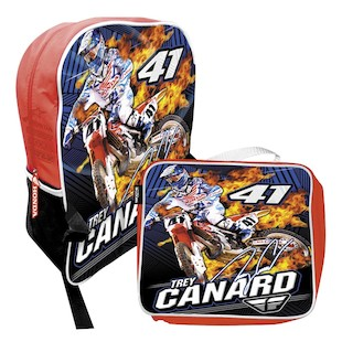 Smooth Industries Trey Canard Backpack & Lunchbox