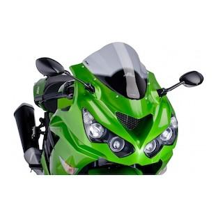 Puig Racing Windscreen Kawasaki ZX14R 2006-2016