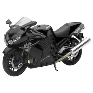 New Ray Toys 2011 Kawasaki ZX-14 1:12 Model