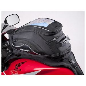 Cortech Super 2.0 18-Liter Strap Mounted Tank Bag