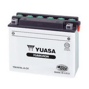Yuasa Y50-N18L-A-CX Yumicron CX Battery