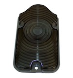 Custom Dynamics Tombstone Smoked Taillight Lens For Harley