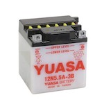 Yuasa Y12N5.5A-3B Conventional Battery