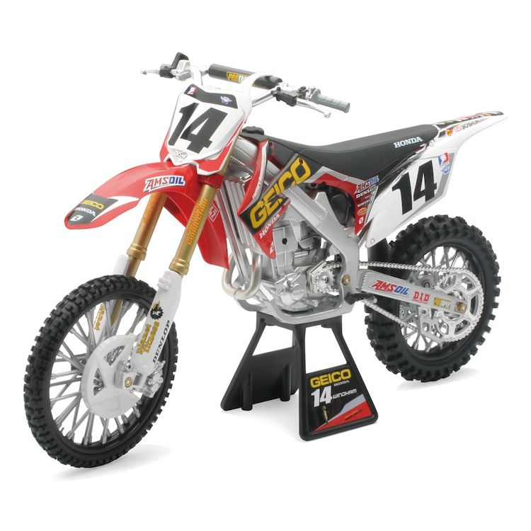 New Ray Toys 2012 Kevin Windham Geico 1:12 Model