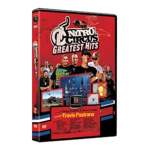 Nitro Circus Greatest Hits DVD