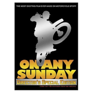 On Any Sunday Director's Special Edition DVD