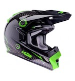 LaZer MX8 Carbon Tech Helmet