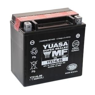 Yuasa YTX14L-BS AGM Battery
