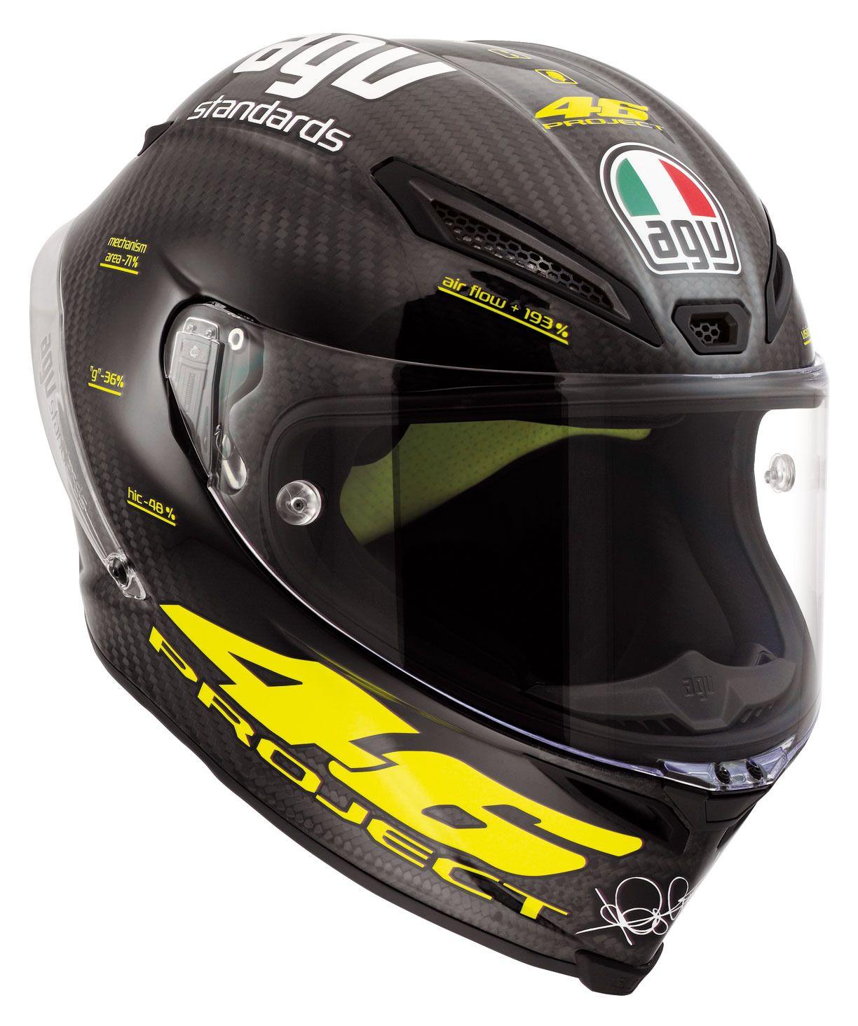 AGV Pista GP RR Carbon Performance Helmet - RevZilla