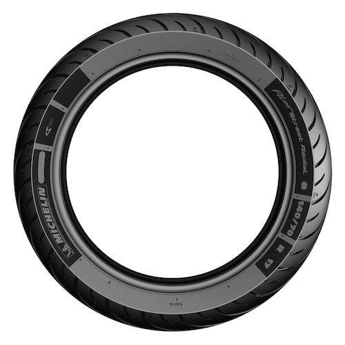 michelin pilot street radial rear tires revzilla. Black Bedroom Furniture Sets. Home Design Ideas