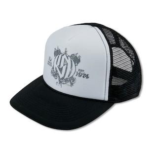 Roland Sands Motor Print Trucker Hat