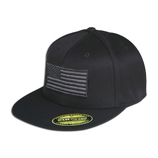 Roland Sands Flag Patch Hat