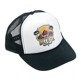 Biltwell Ride the Wild Thunder Trucker Hat